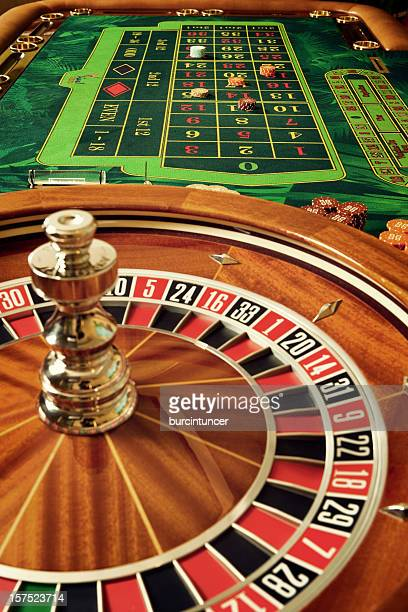 Roulette tables in california