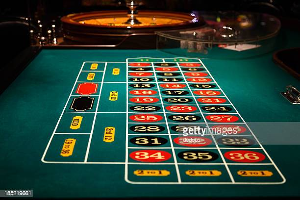 roulette table stock photos and pictures getty images. Black Bedroom Furniture Sets. Home Design Ideas