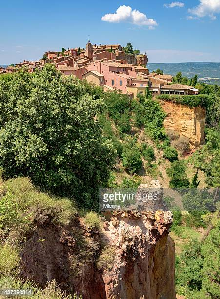 Roussillon Village, Ochre Path France