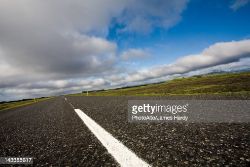 Route 1 between Vik and Kirkjubaejarklaustur, Iceland