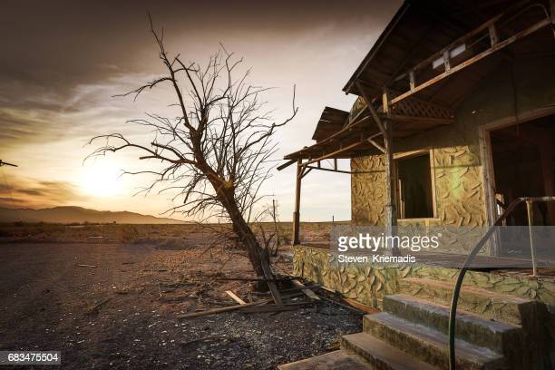 Route 66 Abandoned Structure