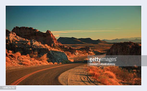 Route 66 - Heading for Needles