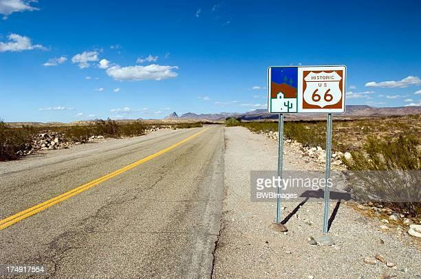 アリゾナのルート 66