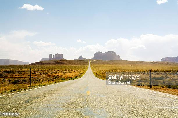 Route 66 - Monument Valley Area