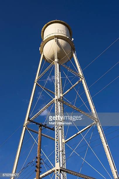 Route 66 water tower.