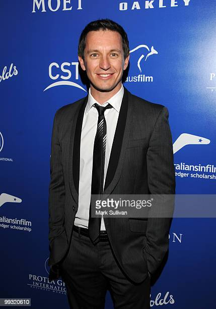 Rove McManus arrives at Australians In Film's 2010 Breakthrough Awards held at Thompson Beverly Hills on May 13 2010 in Beverly Hills California
