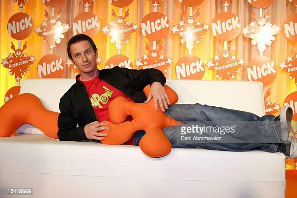 Rove McManus during Nickelodeon Australian Kids' Choice Awards 2006 Media Room at Sydney Entertainment Centre in Sydney NSW Australia
