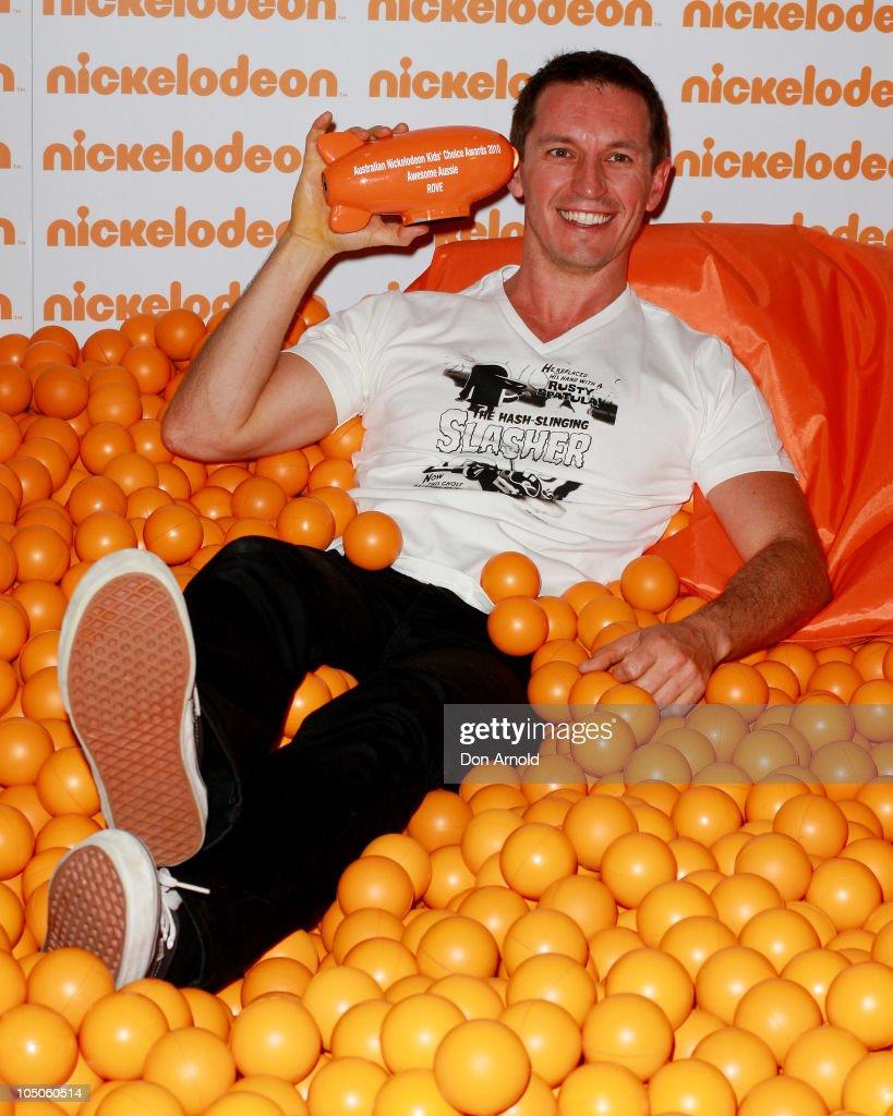 Australian Nickelodeon Kids' Choice Awards 2010- Awards Room