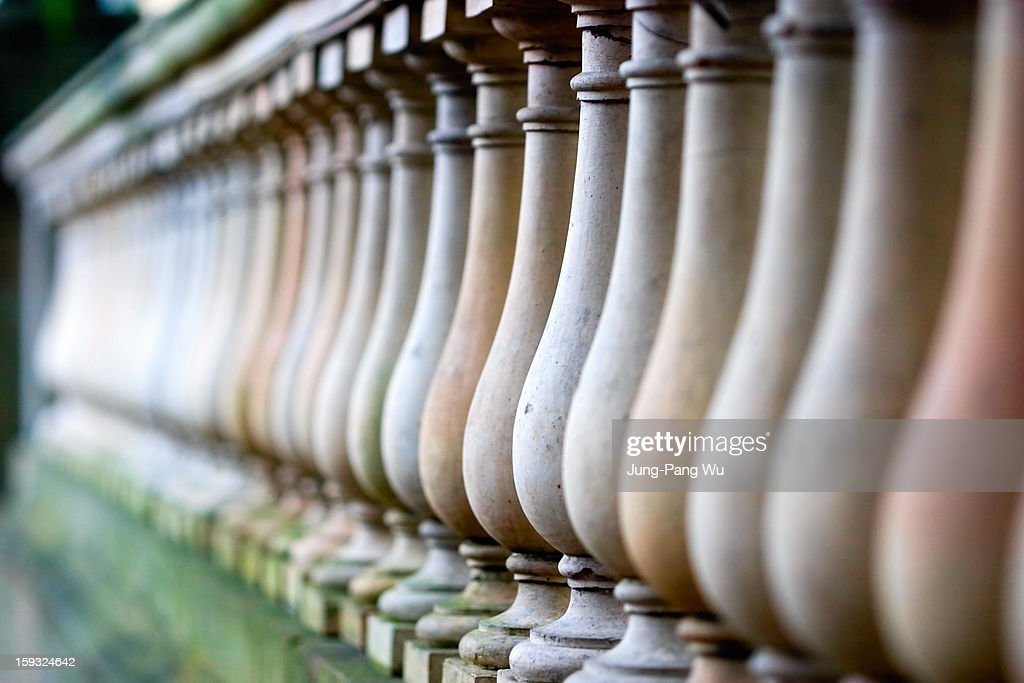 Row of Bottles : Stock Photo