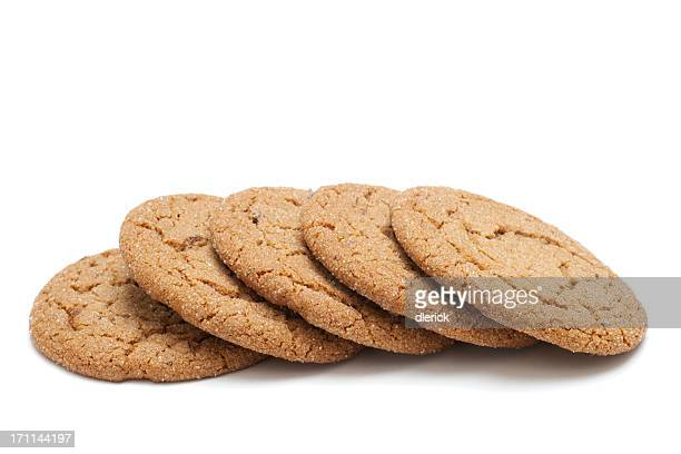 列の「モラセス」のクッキー