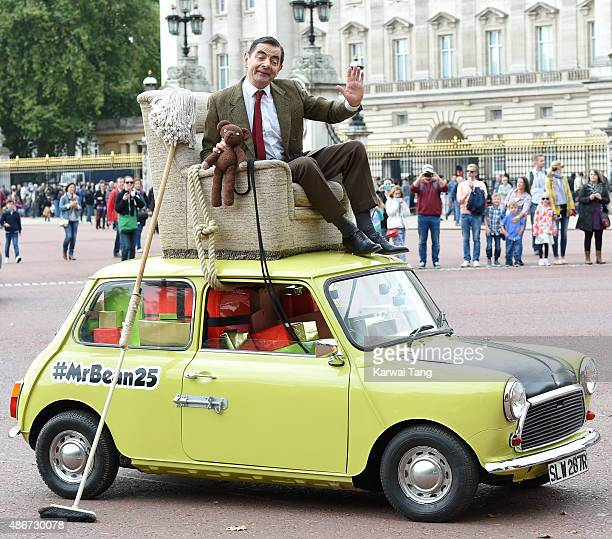 rowan atkinson stock photos and pictures getty images. Black Bedroom Furniture Sets. Home Design Ideas