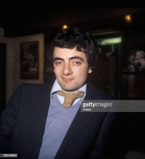Rowan Atkinson British Comedian Writer And Satirist