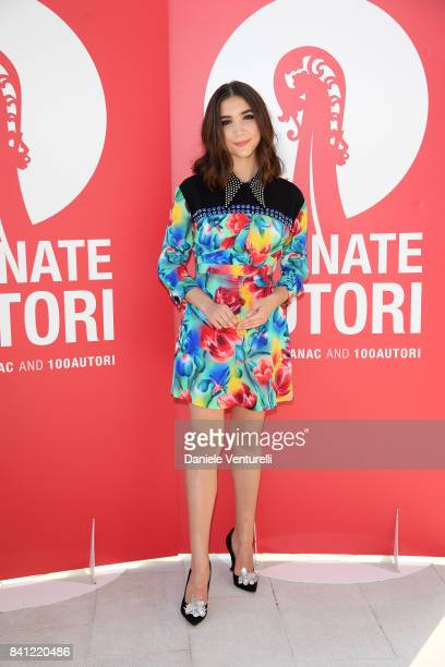 Rowan Blanchard attends the 'Miu Miu Women's Tales' photocall during the 74th Venice Film Festival at on August 31 2017 in Venice Italy