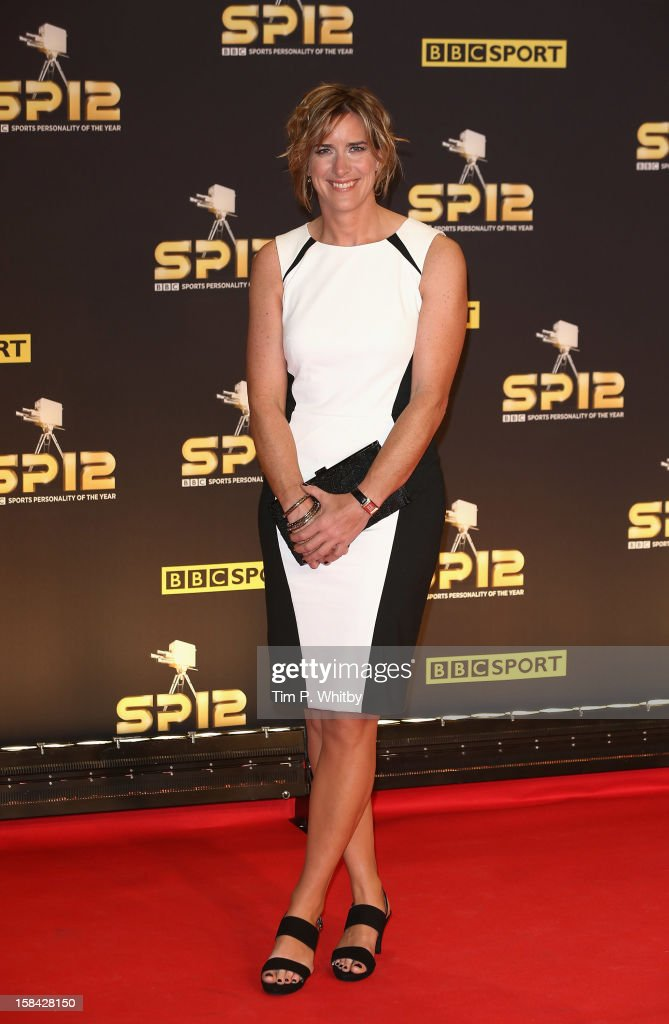 Rower <a gi-track='captionPersonalityLinkClicked' href=/galleries/search?phrase=Katherine+Grainger&family=editorial&specificpeople=240295 ng-click='$event.stopPropagation()'>Katherine Grainger</a> attends the BBC Sports Personality of the Year Awards at ExCeL on December 16, 2012 in London, England.