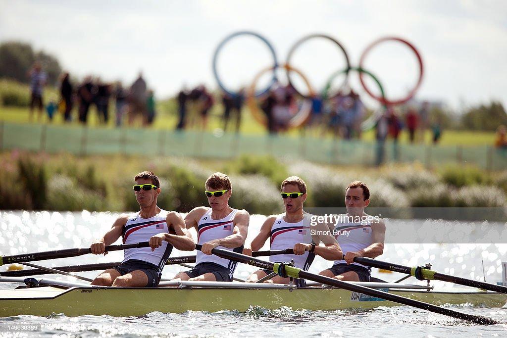 Anthony Fahden olympics