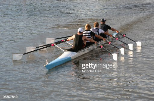 Rowing Four