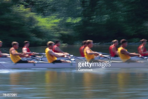 Rowing teams