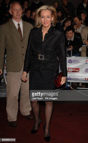 JK Rowling arrives for the Pride of Britain Awards 2007 The London Studios Upper Ground London SE1
