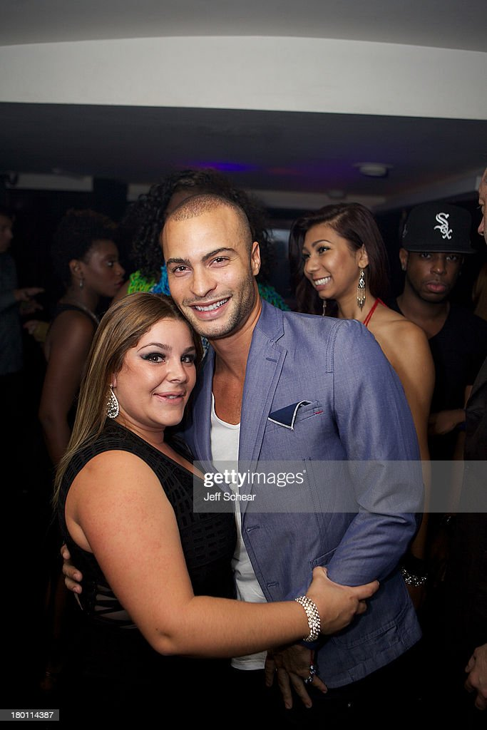 Roxanne and Nate Ryan attends the MIAMI MONKEY Premiere Party Presented By JustJenn Productions And The Weinstein Company at 49 Grove on September 8, 2013 in New York City.