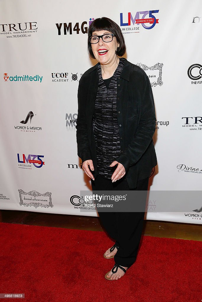 Roxanne Lowit attend the 2nd Annual Women & Fashion FilmFest Red Carpet Opening at Gold Bar on June 3, 2014 in New York City.