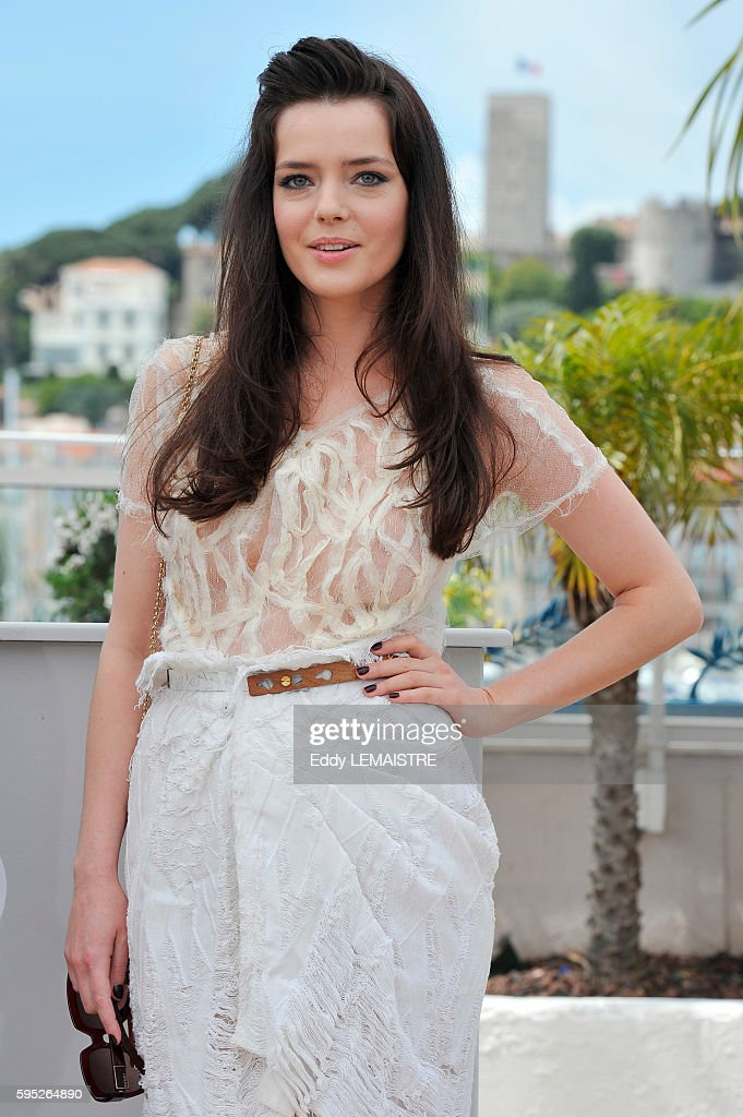 Roxanne Mesquida at the photo call for Kaboom during the 63rd Cannes International Film Festival