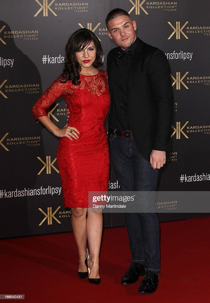 <a gi-track='captionPersonalityLinkClicked' href=/galleries/search?phrase=Roxanne+Pallett&family=editorial&specificpeople=626727 ng-click='$event.stopPropagation()'>Roxanne Pallett</a> and guest attend the launch party for the Kardashian Kollection for Lipsy at Natural History Museum on November 14, 2013 in London, England.