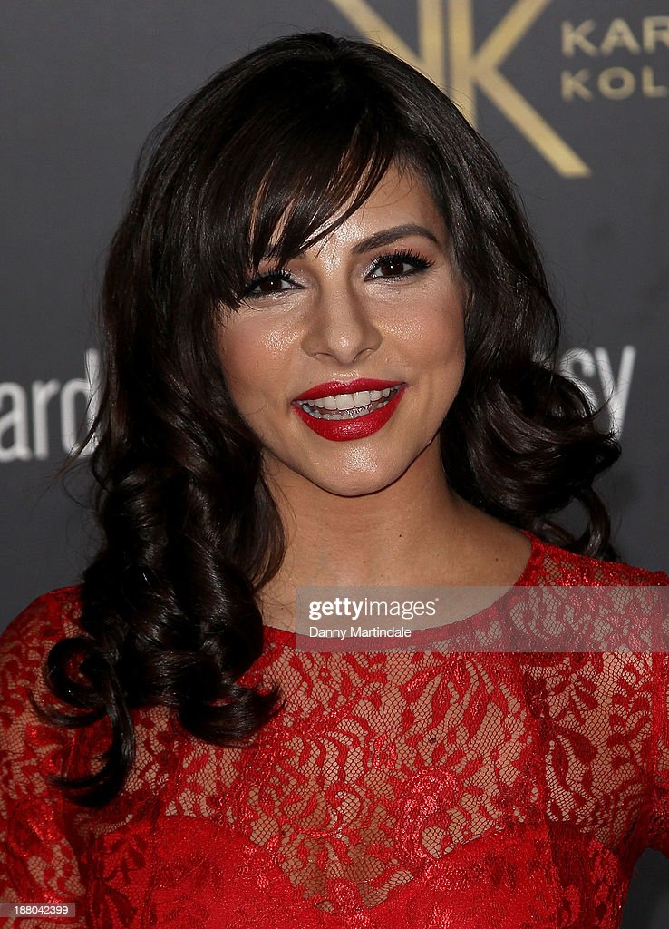 <a gi-track='captionPersonalityLinkClicked' href=/galleries/search?phrase=Roxanne+Pallett&family=editorial&specificpeople=626727 ng-click='$event.stopPropagation()'>Roxanne Pallett</a> attends the launch party for the Kardashian Kollection for Lipsy at Natural History Museum on November 14, 2013 in London, England.