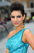 Roxanne Pallett attends the Rock of Ages Premiere on June 10 2012 at the Odeon Cinema in London