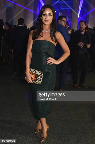 Roxie Nafousi attends the after party following the European Premiere of 'Star Wars The Force Awakens' at the Tate Britain on December 16 2015 in...