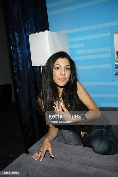 Roxy Darr attends Gen Art Presents the Los Angeles Debut of JovovichHawk at the Stoli Hotel at Stoli Hotel on May 14 2007 in Hollywood CA