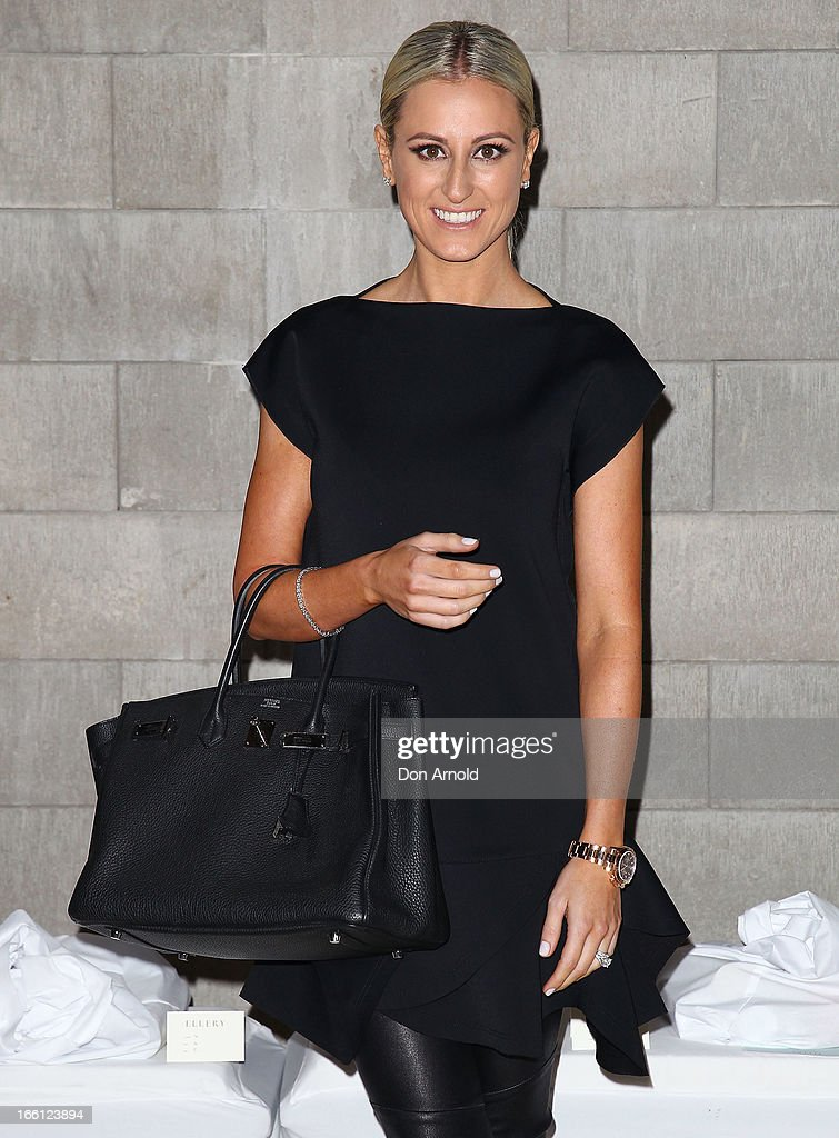 Roxy Jacenko attends the Ellery show during Mercedes-Benz Fashion Week Australia Spring/Summer 2013/14 at an offsite venue on April 9, 2013 in Sydney, Australia.