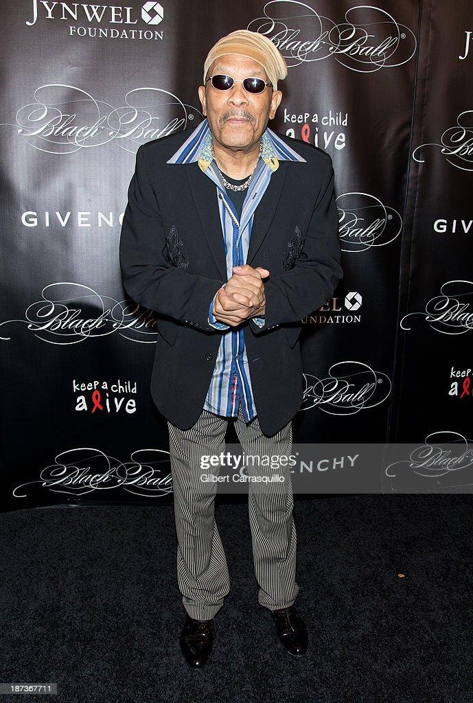 Roy Ayers attends the 10th annual Keep A Child Alive Black Ball at Hammerstein Ballroom on November 7, 2013 in New York City.