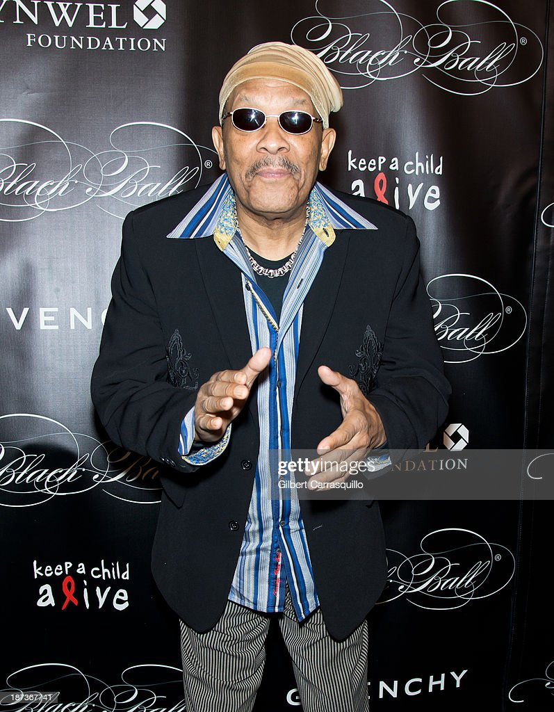 <a gi-track='captionPersonalityLinkClicked' href=/galleries/search?phrase=Roy+Ayers&family=editorial&specificpeople=760927 ng-click='$event.stopPropagation()'>Roy Ayers</a> attends the 10th annual Keep A Child Alive Black Ball at Hammerstein Ballroom on November 7, 2013 in New York City.