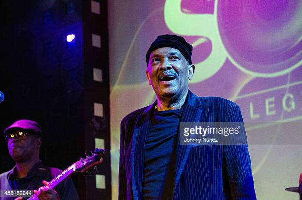 Roy Ayers performs at SOB's on October 30 2014 in New York City