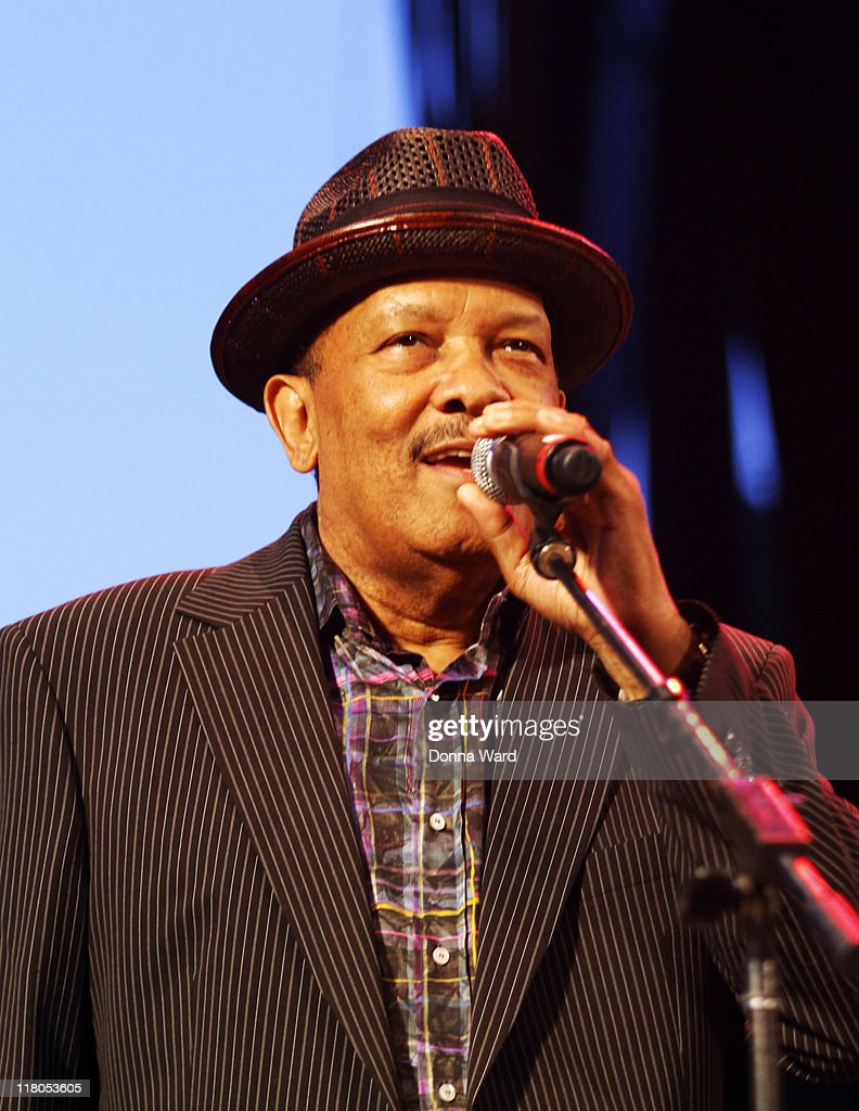 Roy Ayers performs at the Central Park SummerStage on July 2, 2011 in New York City.