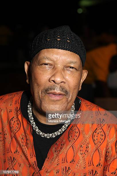 Roy Ayers performs in concert at Chene Park on July 14 2010 in Detroit Michigan