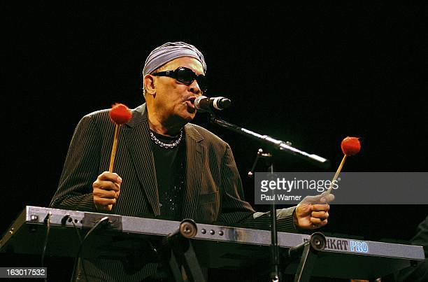 Roy Ayers performs in concert at Music Hall Center on March 2 2013 in Detroit Michigan