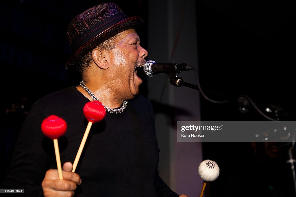 Roy Ayers performs on stage at The Jazz Cafe on July 20, 2011 in London, United Kingdom.