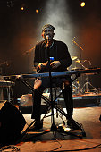 Roy Ayers performs on stage at the O2 Forum Kentish Town on May 28 2016 in London England