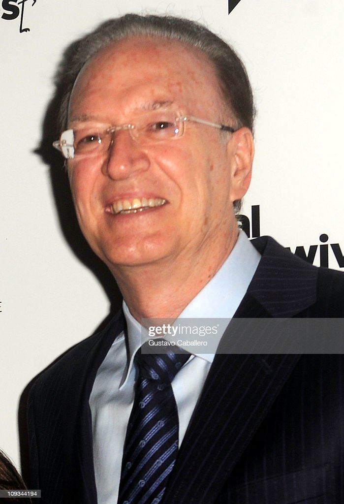 Roy Black attends The Real Housewives of Miami Premiere Party at Eden Roc, a Renaissance Beach Resort and Spa on February 21, 2011 in Miami Beach, Florida.