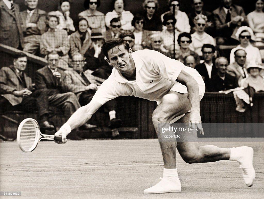 Roy Emerson Wimbledon