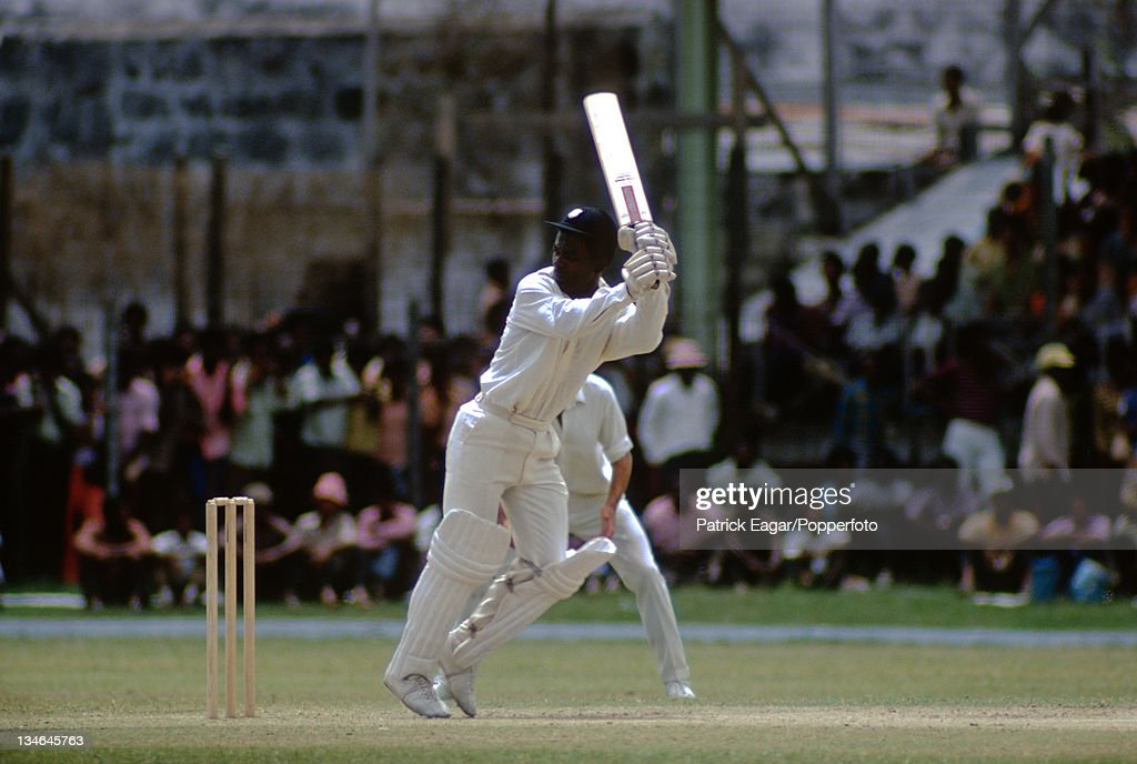 Roy Fredericks West Indies v Australia 2nd Test Bridgetown March 197273