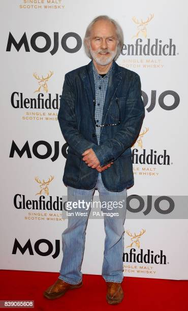 Roy Harper arrives at the Mojo Awards at the Brewery in London