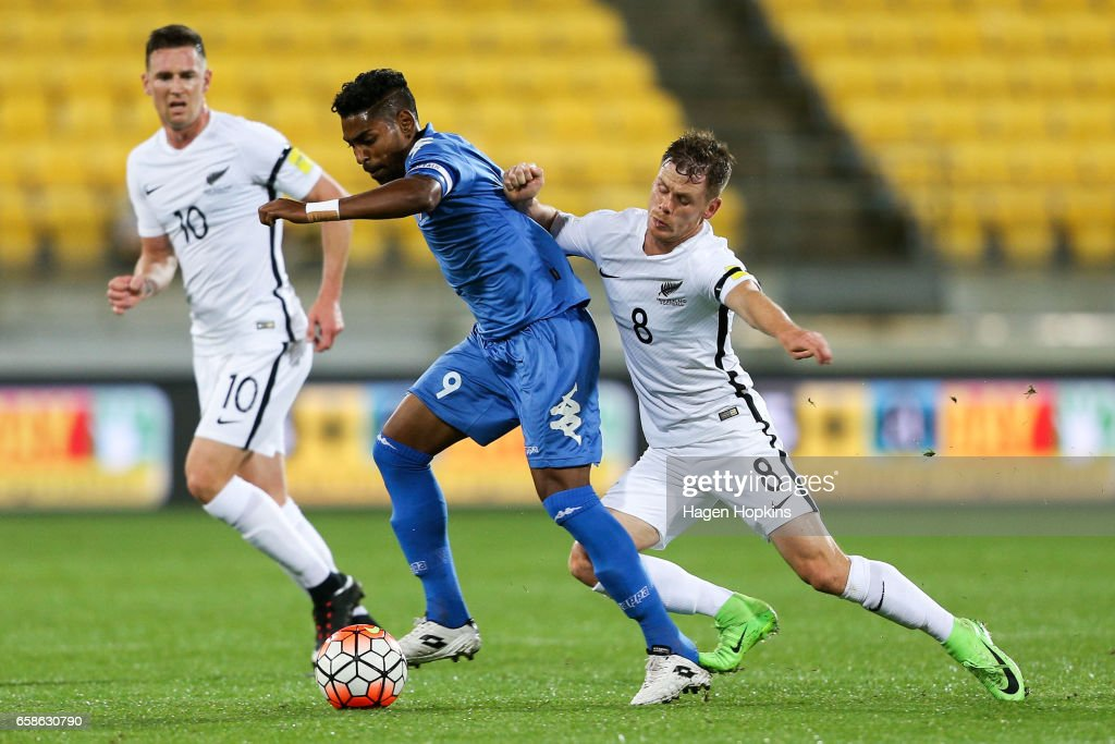 New Zealand v Fiji - 2018 FIFA World Cup Qualifier