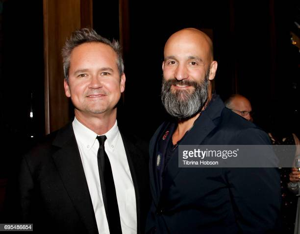 Roy Price and Jason Ropell attend the premiere of Amazon Studios and Lionsgate's 'The Big Sick' afterparty on June 12 2017 in Hollywood California