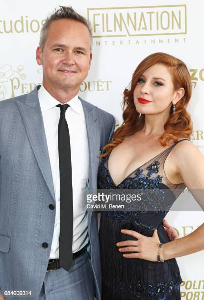 Roy Price and Lila Feinberg attend the Amazon Studios official after party for 'Wonderstruck' at the iconic Nikki Beach popup venue during the 70th...