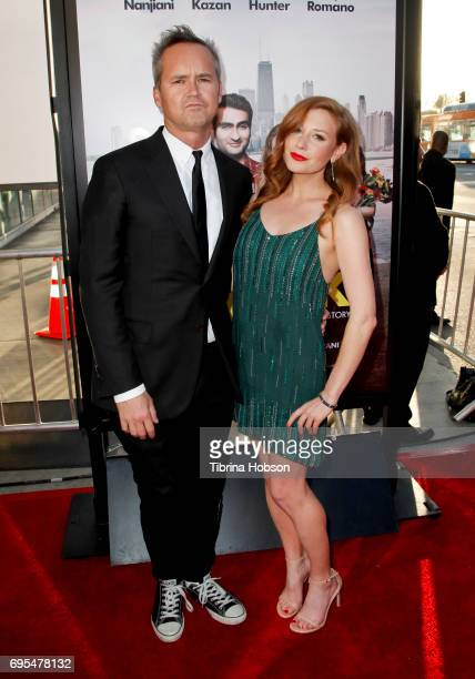 Roy Price and Lila Feinberg attend the premiere of Amazon Studios and Lionsgate's 'The Big Sick' at ArcLight Hollywood on June 12 2017 in Hollywood...