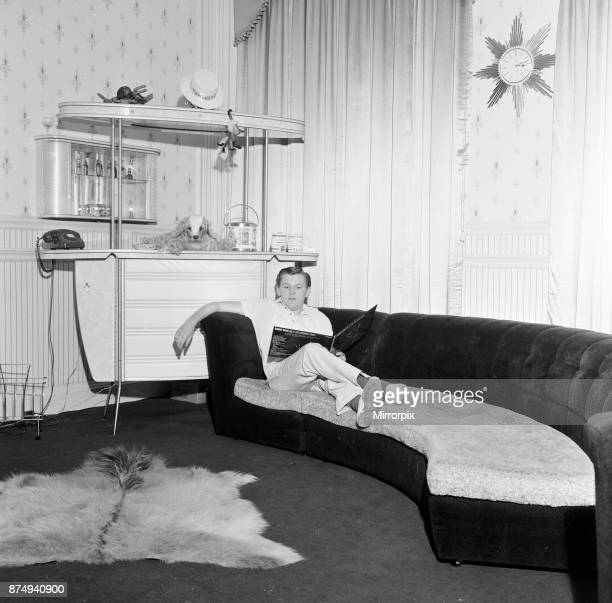 Roy Tempest Theatrical Agent London 21st April 1964