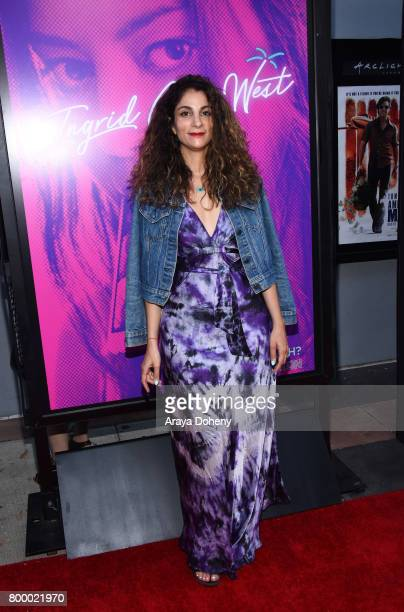 Roya Rastagar Director of Programming attends the Closing Night Screening of 'Ingrid Goes West' during the 2017 Los Angeles Film Festival at ArcLight...