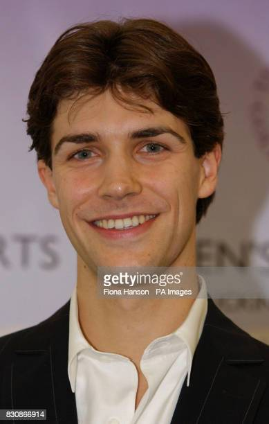 Royal Ballet dancer Italian Roberto Bolle one of the performers in The Queen's Golden Jubilee Prom at the Palace
